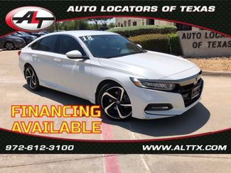 2018 Honda Accord Sport 1.5T in Plano, TX 75093