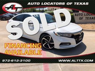2018 Honda Accord Sport 1.5T | Plano, TX | Consign My Vehicle in  TX