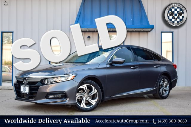 2018 Honda Accord EX-L 1.5T in Rowlett