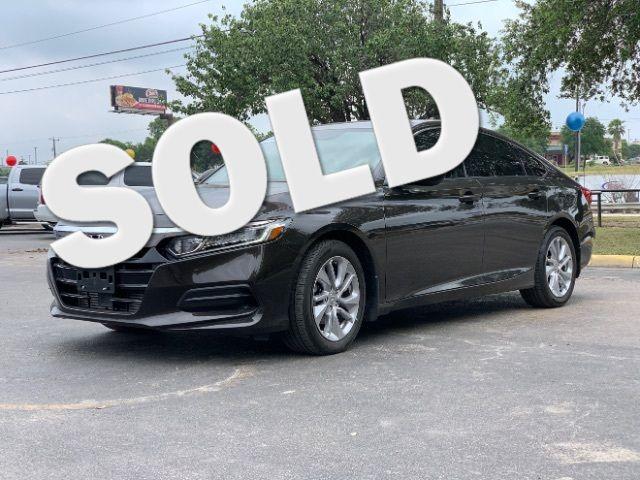 2018 Honda Accord LX 1.5T in San Antonio, TX 78233