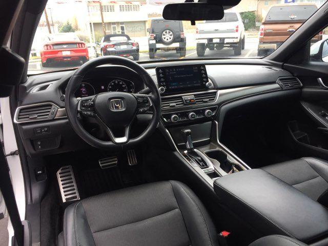 2018 Honda Accord Sport in San Antonio, TX 78212