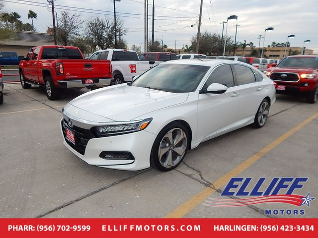 2018 Honda Accord Touring 1.5T in Harlingen, TX 78550