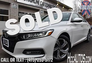 2018 Honda Accord EX-L 2.0T Waterbury, Connecticut