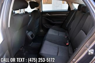 2018 Honda Accord LX 1.5T Waterbury, Connecticut 10