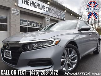 2018 Honda Accord LX 1.5T Waterbury, Connecticut