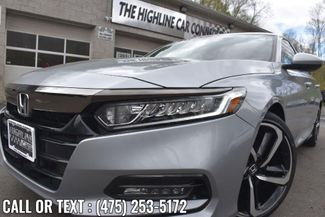2018 Honda Accord Sport 1.5T Waterbury, Connecticut 2