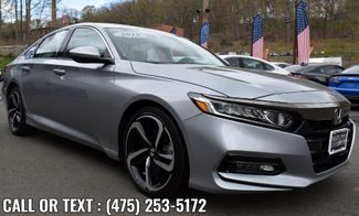 2018 Honda Accord Sport 1.5T Waterbury, Connecticut 8