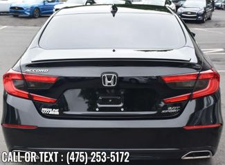 2018 Honda Accord Sport 2.0T Waterbury, Connecticut 3