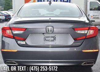 2018 Honda Accord Sport 1.5T Waterbury, Connecticut 3