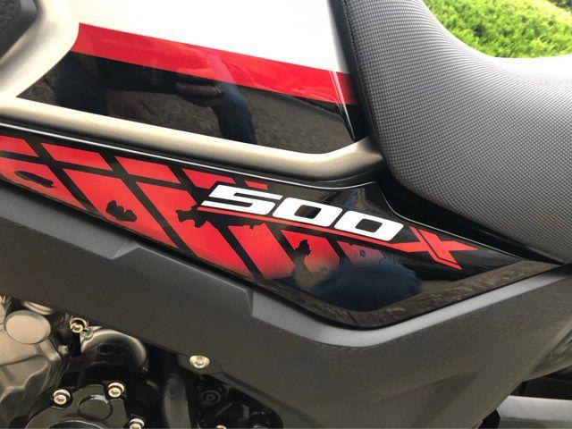 2018 Honda CB500X in McKinney, TX 75070