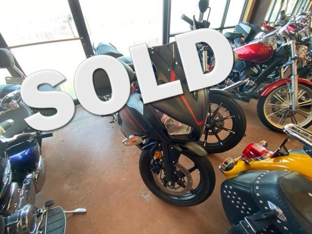 2018 Honda CBR300R   - John Gibson Auto Sales Hot Springs in Hot Springs Arkansas