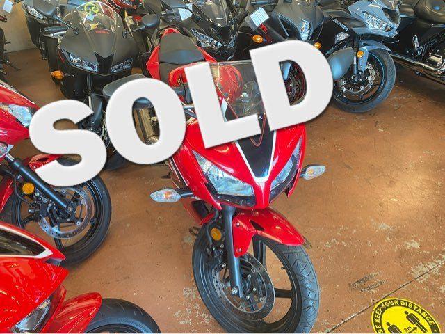 2018 Honda CBR300R  - John Gibson Auto Sales Hot Springs in Hot Springs Arkansas