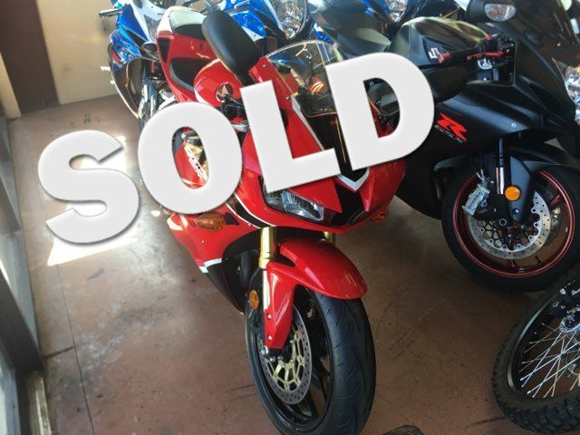 2018 Honda CBR600RR   - John Gibson Auto Sales Hot Springs in Hot Springs Arkansas