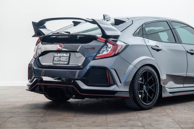 2018 Honda Civic Type-R Big Turbo With Many Upgrades in Addison, TX 75001