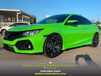 2018 Honda Civic SI Coupe HFP Pkg in Augusta, Georgia 30907