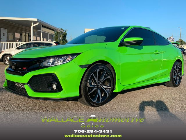 2018 Honda Civic SI Coupe HFP Pkg