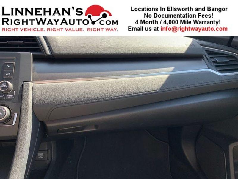 2018 Honda Civic LX  in Bangor, ME