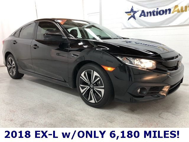 2018 Honda Civic EX-L | Bountiful, UT | Antion Auto in Bountiful UT