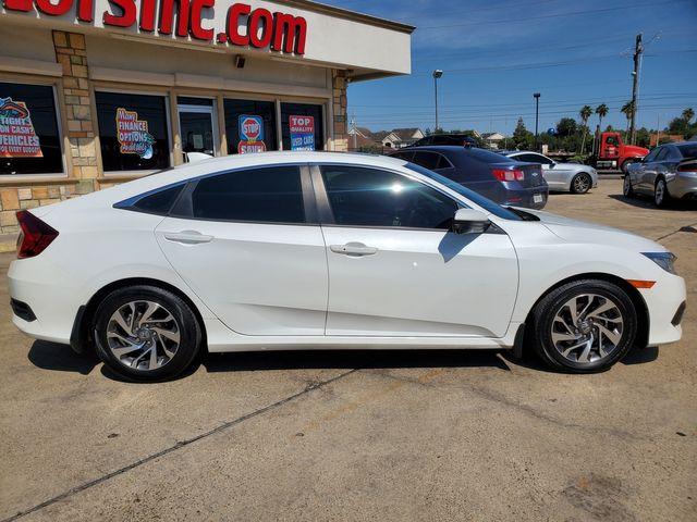 2018 Honda Civic EX in Brownsville, TX 78521