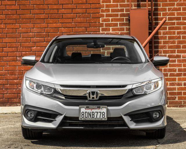 2018 Honda Civic EX-L Burbank, CA 1