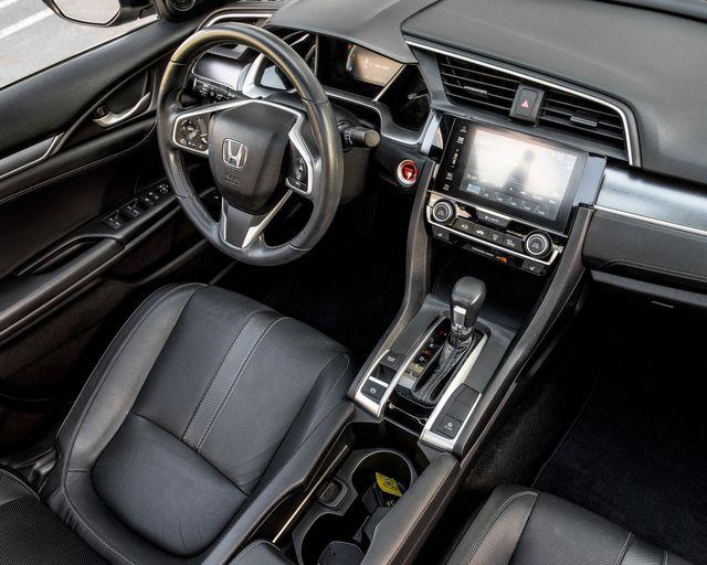 2018 Honda Civic EX-L Burbank, CA 14