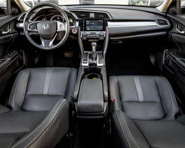 2018 Honda Civic EX-L Burbank, CA 15