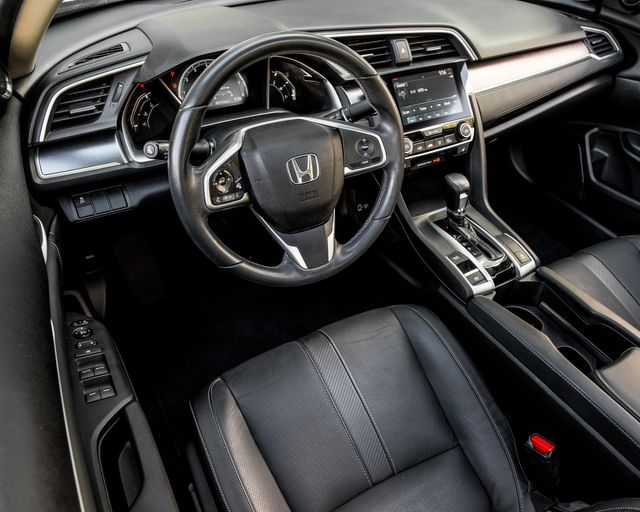 2018 Honda Civic EX-L Burbank, CA 16