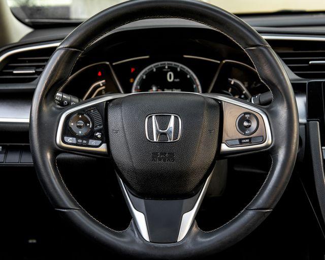 2018 Honda Civic EX-L Burbank, CA 17
