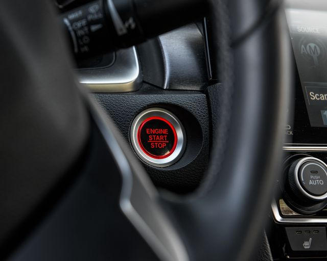 2018 Honda Civic EX-L Burbank, CA 18