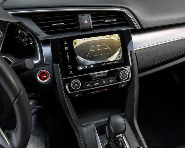 2018 Honda Civic EX-L Burbank, CA 19