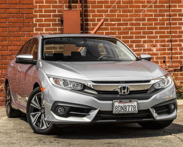 2018 Honda Civic EX-L Burbank, CA 2