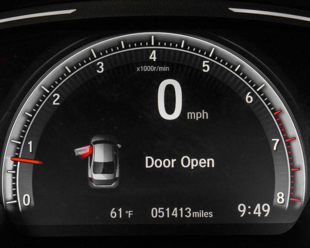 2018 Honda Civic EX-L Burbank, CA 30