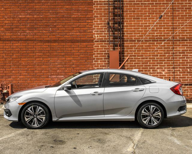 2018 Honda Civic EX-L Burbank, CA 4