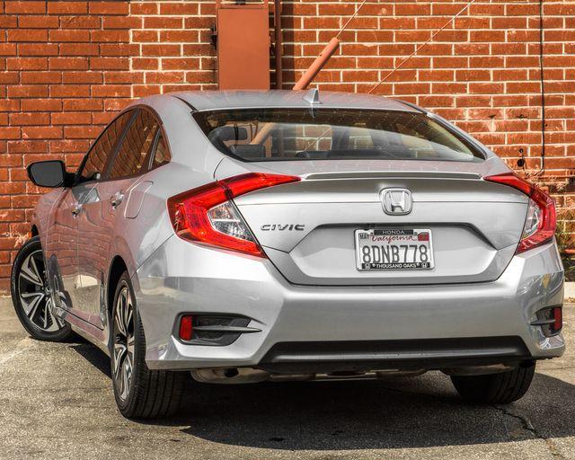 2018 Honda Civic EX-L Burbank, CA 5
