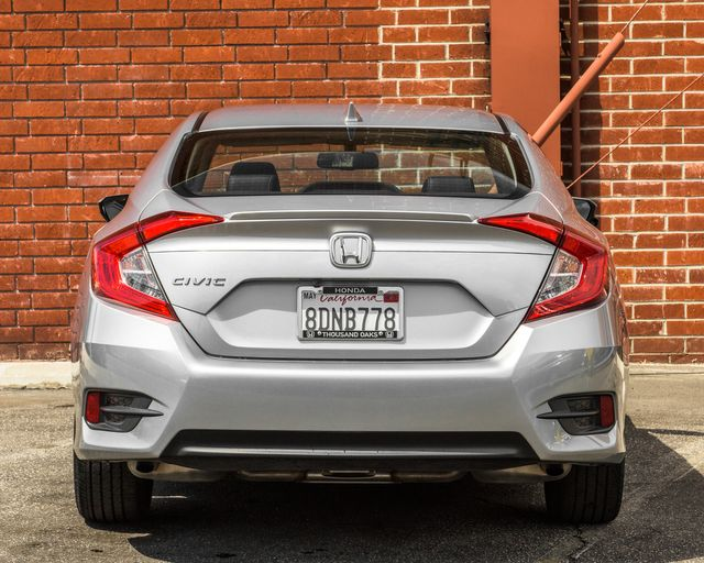 2018 Honda Civic EX-L Burbank, CA 6