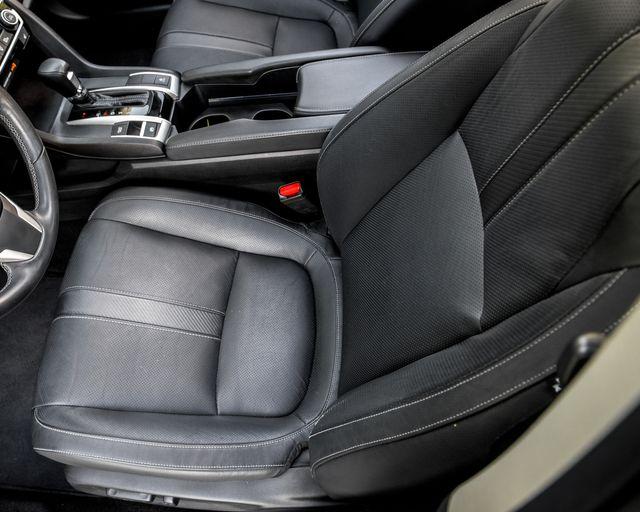 2018 Honda Civic EX-L Burbank, CA 9