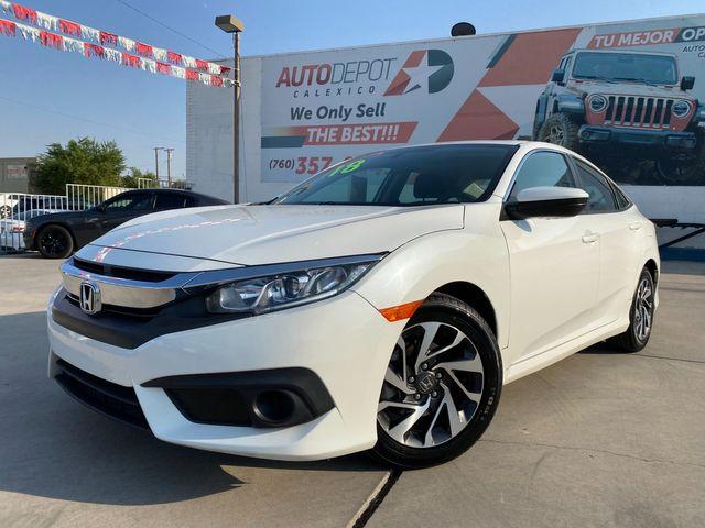 2018 Honda Civic EX in Calexico, CA 92231