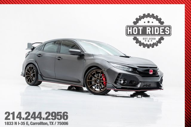 2018 Honda Civic Type-R With Upgrades