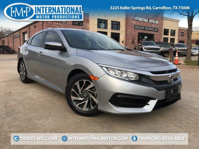 2018 Honda Civic EX in Carrollton, TX 75006