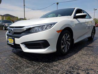 2018 Honda Civic EX   Champaign, Illinois   The Auto Mall of Champaign in Champaign Illinois