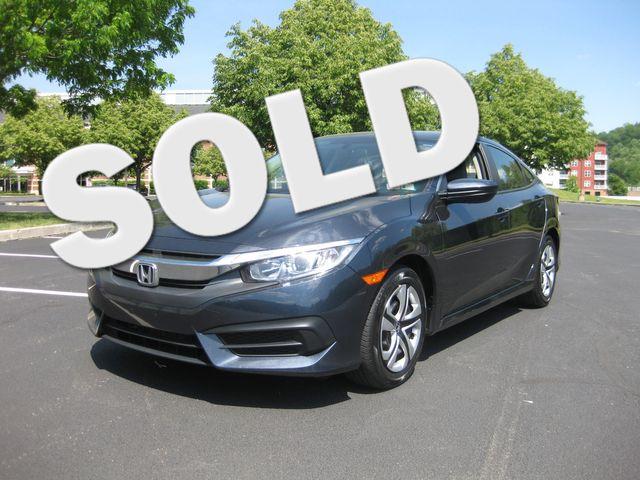 2018 Sold Honda Civic LX Conshohocken, Pennsylvania