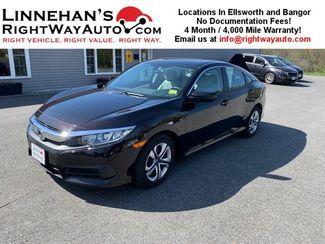 2018 Honda Civic LX in Bangor, ME 04401