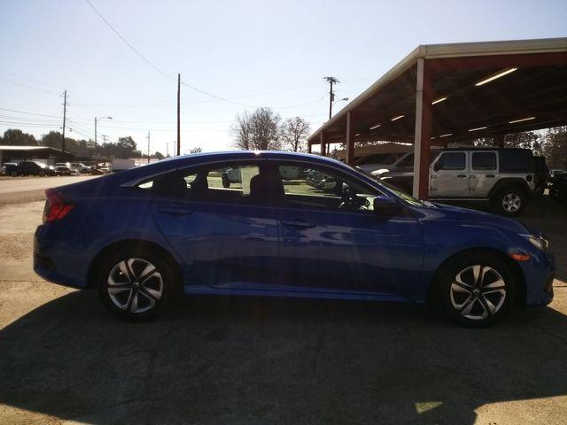 2018 Honda Civic LX Houston, Mississippi 2