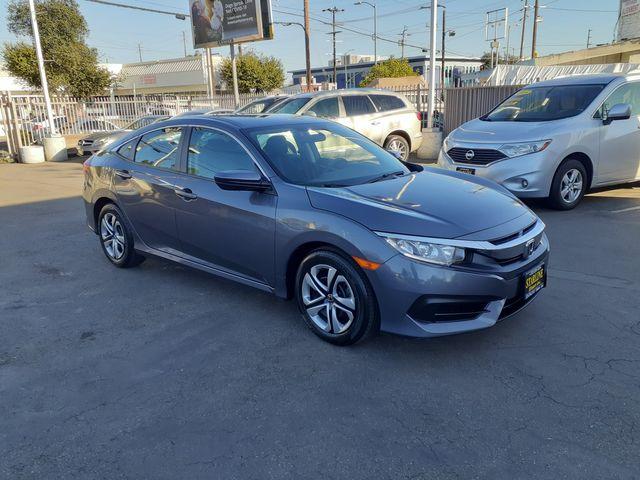 2018 Honda Civic LX Los Angeles, CA 4