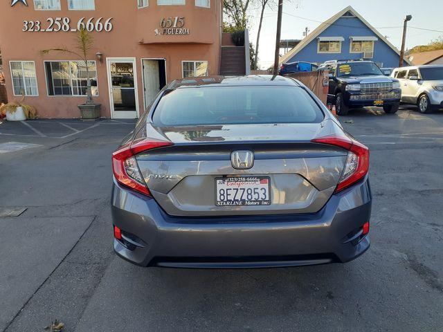 2018 Honda Civic LX Los Angeles, CA 11