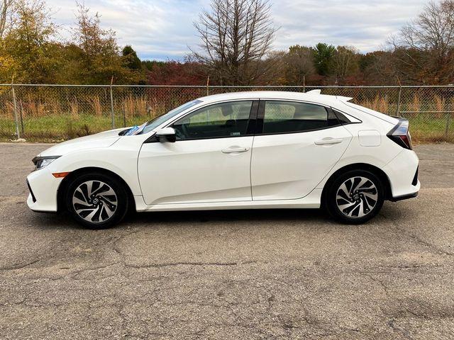 2018 Honda Civic LX Madison, NC 4