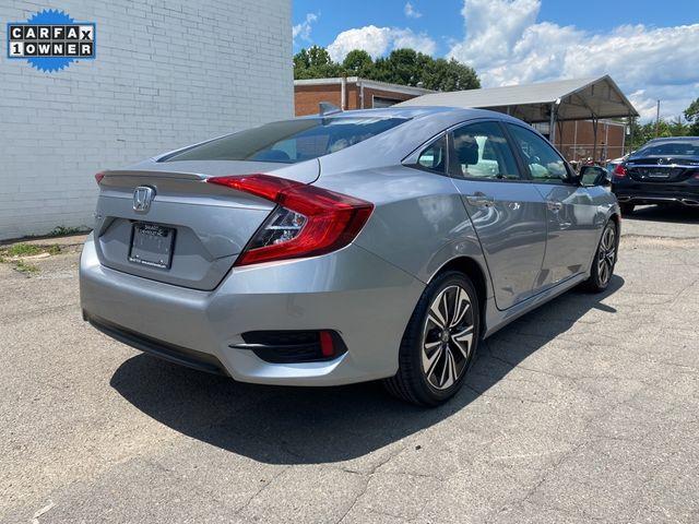 2018 Honda Civic EX-T Madison, NC 1
