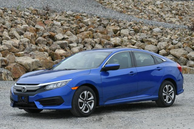 2018 Honda Civic LX Naugatuck, Connecticut