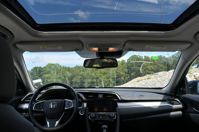 2018 Honda Civic Touring Naugatuck, Connecticut 16