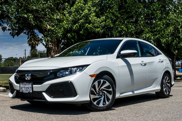 2018 Honda Civic LX in Reseda, CA, CA 91335